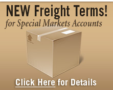 New Freight Terms