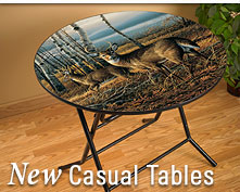 New Casual Tables