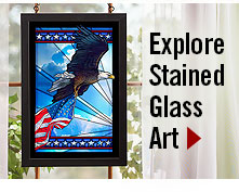 Explore Stained Glass Art