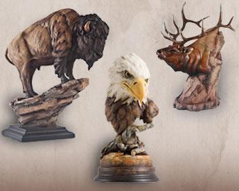 Mill Creek Sculptures